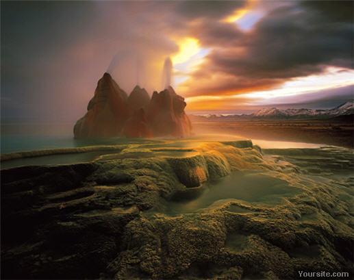بهترین عکسهای طبیعت در سال 2007 به انتخاب مجله Nature's Best Photography