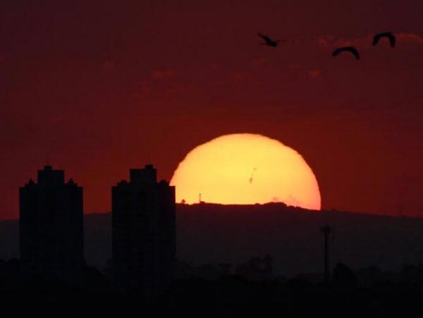پانزده عکس برتر نجومی سال ۲۰۱۱ ازدید نشنال جئوگرافیک