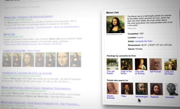 نمودار دانش گوگل
