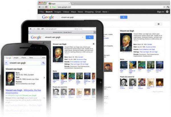 بینگ,گوگل