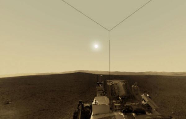 عکس مریخ,مریخنورد کنجکاوی