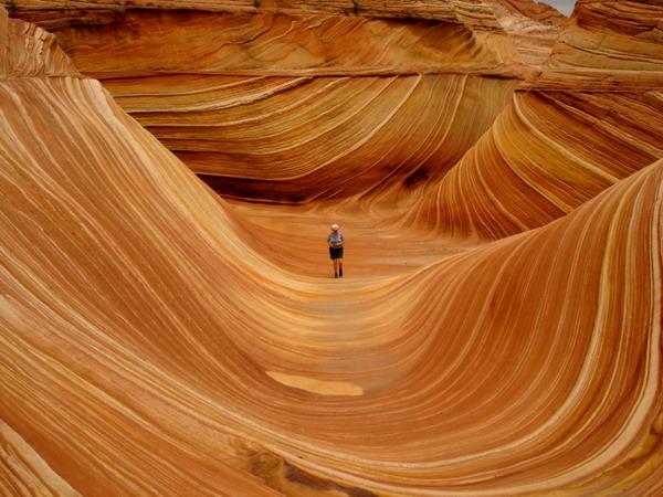 امواج سنگی,Coyotte Butte,  آریزونا