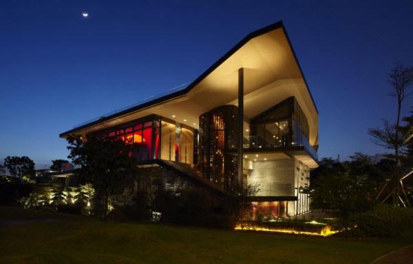 خانه پی در سنگاپور