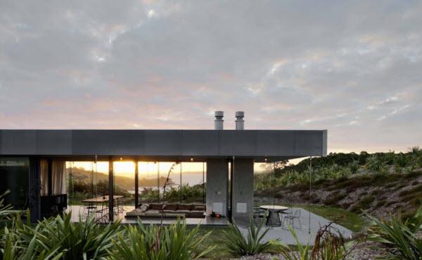 خانهای در نیوزیلند