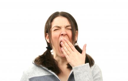yawninggirl