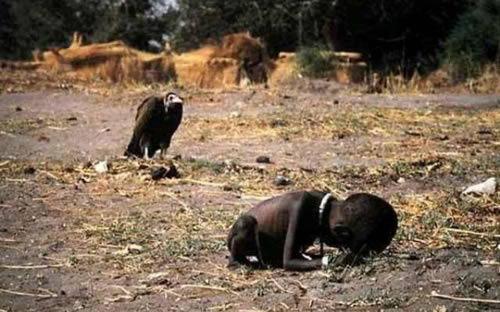 فجایع گرسنگی در سودان