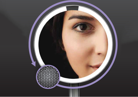آینه ی آرایش هوشمند