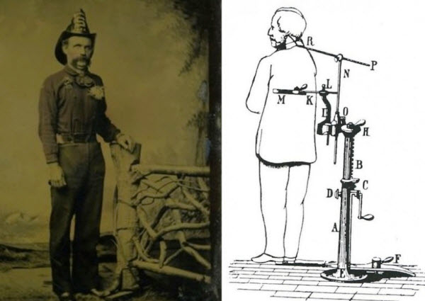 رسم عجیب مردم انگلیس در دوره ویکتوریا