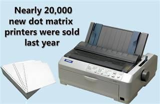 03-DotMatrixPrinter