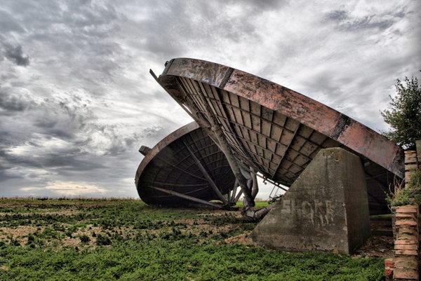 مگاپیکسل - ۸ ایستگاه رادار متروک که هنوز هم زیبا هستند