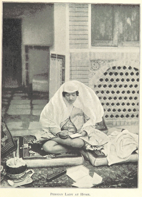 Persia Revisited ... Illustrated - 1896 -2