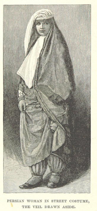Persia and the Persians ... Illustrated 1887 -3