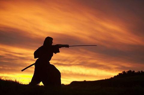 تام کروز دز آخرین سامورایی
