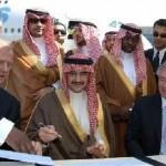 شاهزاده سعودی و هواپیمای ایرباس A380