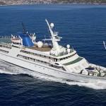 قایق تفریحی 34 میلیون دلاری صدام