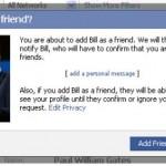بیل گیتس استفاده از فیس بوک را متوقف کرد