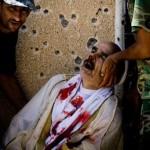 عکاس جنگ: گلوله بد است