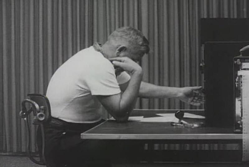 آزمایش میلگرم