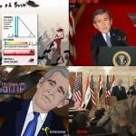 پرتاب کفش به سوی بوش در قالب بازیهای فلش!