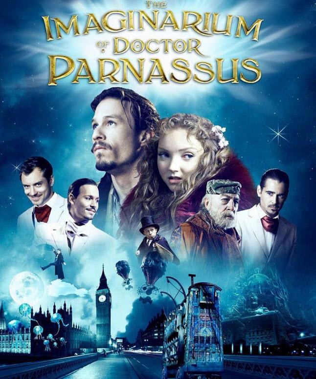 توهم دکتر پارناسوس