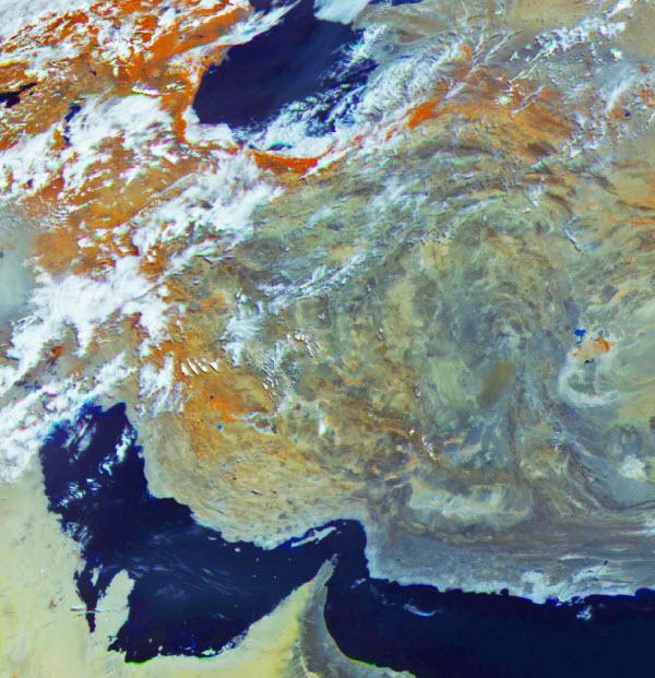 عکس هایی از کره زمین
