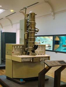 Siemens-Electron-Microscope