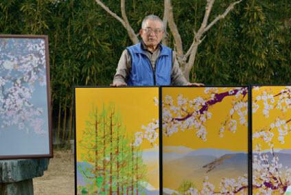پیرمرد ژاپنی که با اکسل تابلو میکشد (بله با اکسل!) - یک پزشک