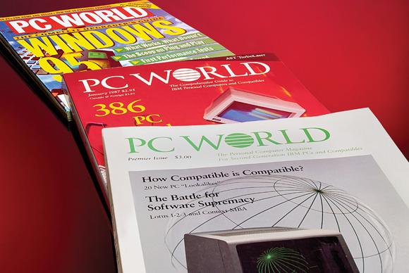 آرشیو PC-World: نگاهی به ۳۰ رویداد تاثیرگذار در تاریخ کامپیوترهای شخصی - یک پزشک