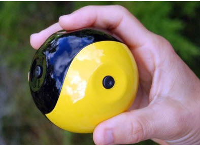 اسکوئیتو؛ دوربین قابل پرتاب کردن - یک پزشک