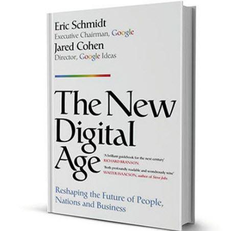 ترجمه مقدمه کتاب «عصر جدید دیجیتال» به قلم اریک اشمیت و جِیرِد کوهِن - یک پزشک