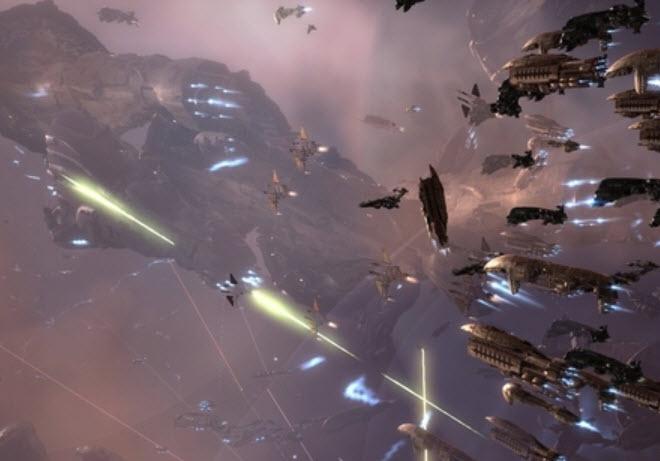دیشب در ساعاتی که خواب بودید، یکی از بزرگترین نبردهای فضایی تاریخ رخ داد، البته در یک بازی آنلاین! - یک پزشک