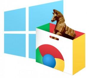 Chrome-Apps-Trojan-Horse