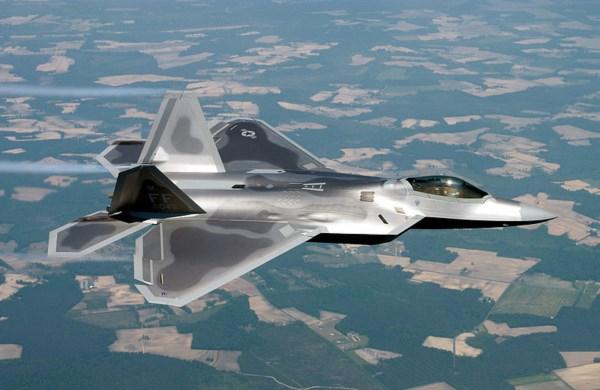 Lockheed-F22