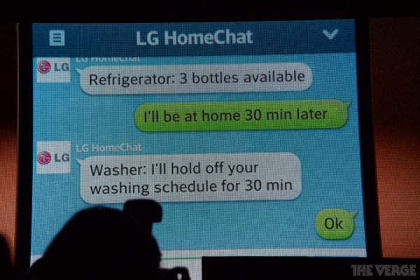 LG Home Chat 2