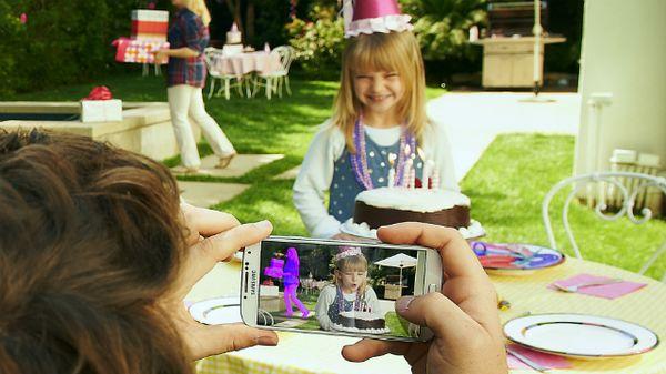 Samsung  GALAXY S4 Image Eraser