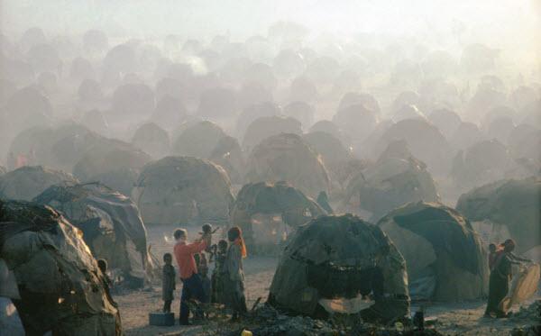 DR MILTON AVERY SOMALIA CAMP 1981