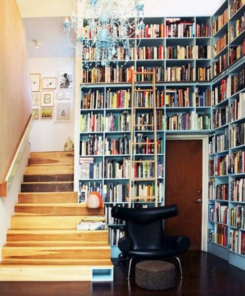 خطر قرض دادن کتاب، از دست دادن آنها یا تبدیل شدن به کلکسیونر کتاب - یک پزشک