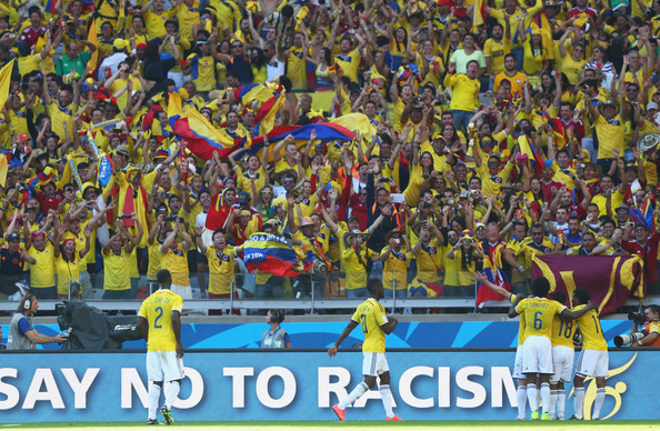 Colombia+v+Greece+Group+C+2014+FIFA+World+num2