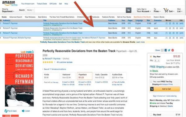 یک افزونه کروم بحثبرانگیز که سایت آمازون را تبدیل به یک موتور جستجو برای دانلود رایگان کتاب میکند! - یک پزشک
