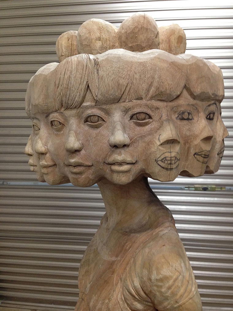surreal-wooden-sculpture-art-yoshitoshi-kanemaki-8