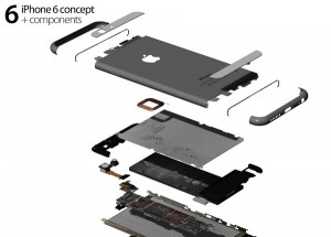 iphone6components