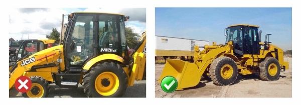 Heavy Equipment Two Thirds Rule Example 800x282 چگونه با گوشی عکسهای بهتری بگیریم