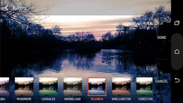 androidpit htc one m8 filters چگونه با گوشی عکسهای بهتری بگیریم