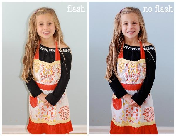 flash چگونه با گوشی عکسهای بهتری بگیریم