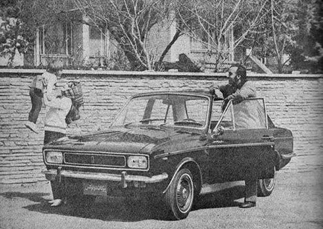 داستان شکلگیری و تأسیس کارخانه ایران خودرو - یک پزشک