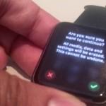 ساعت اپل را میشود به راحتی دزدید و مورد استفاده قرار داد!