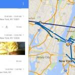گوگل میداند شما کجا بودید و نقشه مکانی دقیقه به دقیقه شما را ترسیم میکند!