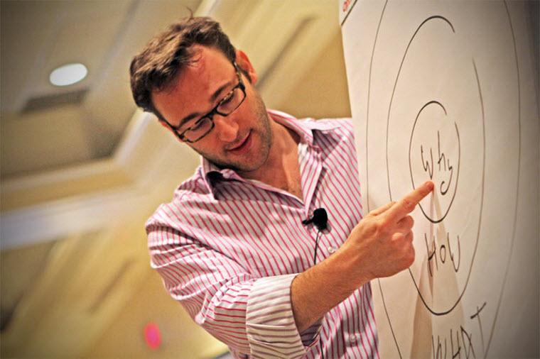 سخنرانی سایمِن ساینِک در TED: چگونه رهبران بزرگ، به حرکتها الهام میبخشند؟ - یک پزشک