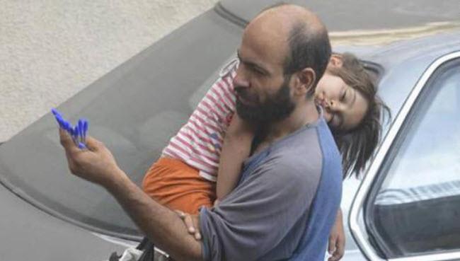 چگونه یک عکس متأثرکننده توانست برای آوارهی جنگ سوریه 50هزار دلار کمک نقدی جمعآوری کند؟ - یک پزشک