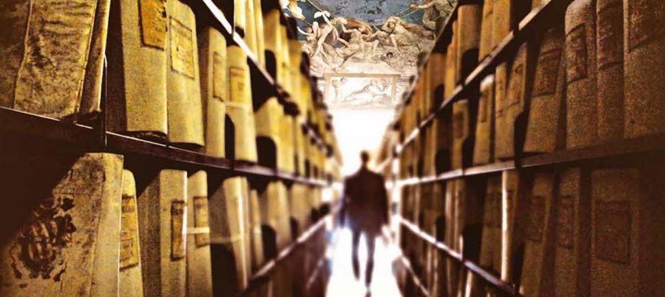 کتابخانههای مخفی از کتابخانه مخفی سوریه جنگزده تا کتابخانه واتیکان